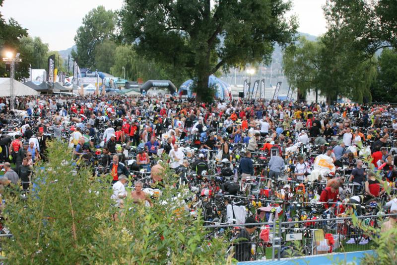 Triathlon Ironman Switzerland