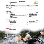 Trainingsplan Triathlon