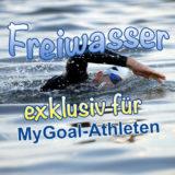 Freiwasser-Training Triathlon für MyGoal-Athleten